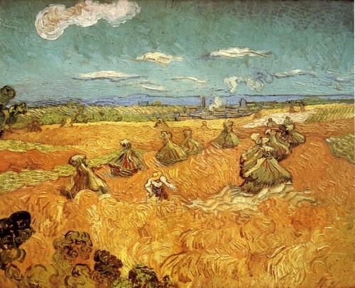 pszenica gluten paleo smak van Gogh