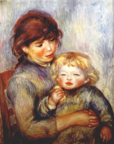 Pierwsze pokarmy paleo, Paleo smak, Pierre-Auguste Renoir