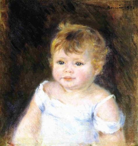 Dodaj tłuszcz do posiłku niemowlaka, paleo smak, Pierre-Auguste Renoir