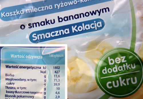 kaszka bez cukru paleo smak