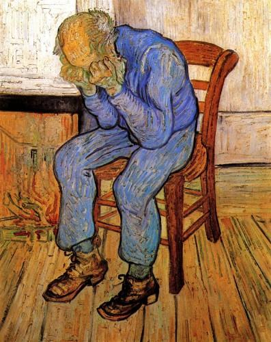 Depresja, Paleo SMAK, Vincent van Gogh,