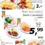 Jedzenie dla dzieci w Polsce i innych krajach