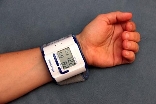 Nadciśnienie, ciśnieniomierz, Paleo SMAK