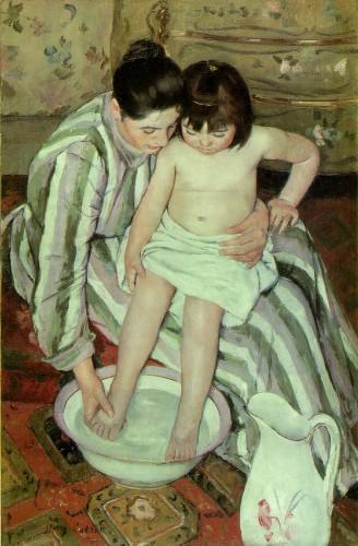 Higiena paleo smak, Mary Cassatt