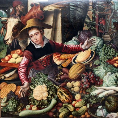 historia diety paleo Pieter Aertsen