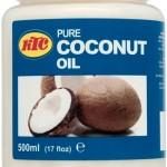 Olej kokosowy w domu paleo