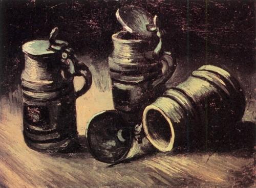 piwo gluten paleo smak, Vincent van Gogh
