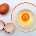 Jedz jajka na śniadanie