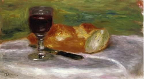 Czy wino jest paleo? Pierre-Auguste Renoir, Paleo SMAK