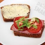 Chleb paleo (z mąki migdałowej)