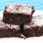 Brownie z batatów (ciasto czekoladowe paleo)