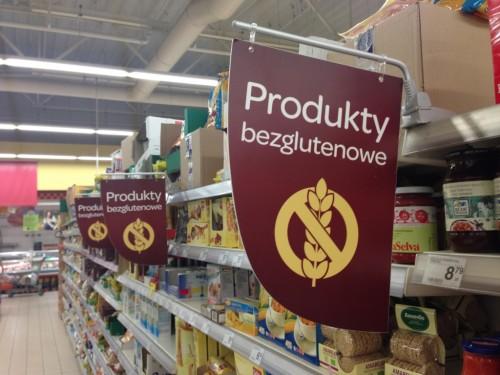 Sklep: produkty bezglutenowe