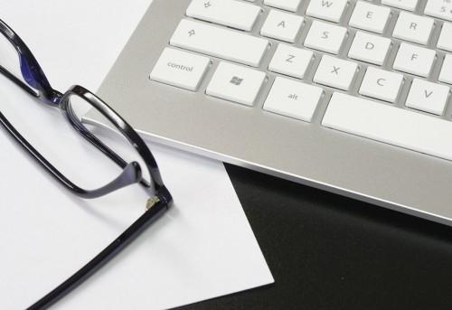 Okulary, komputer, Paleo SMAK