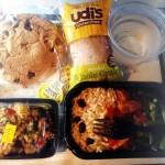 Posiłek bezglutenowy w samolocie – część 2