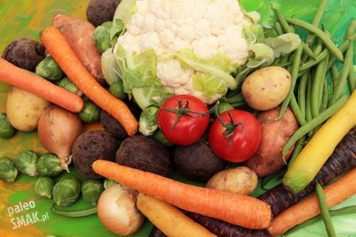 Warzywa, Paleo SMAK