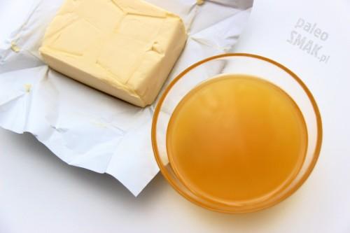 Masło klarowane, ghi (ghee), Paleo SMAK