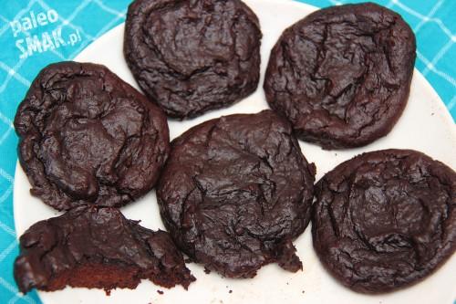 ciasteczka czekoladowe z awokado, Paleo SMAK