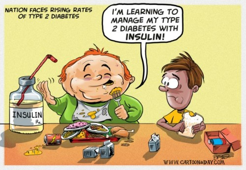 Learning to manage my diabetes with insulin