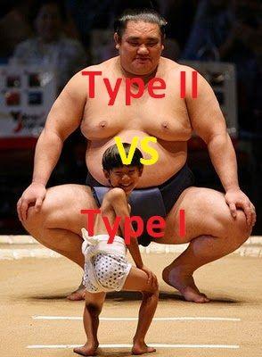 diabietes type I and II