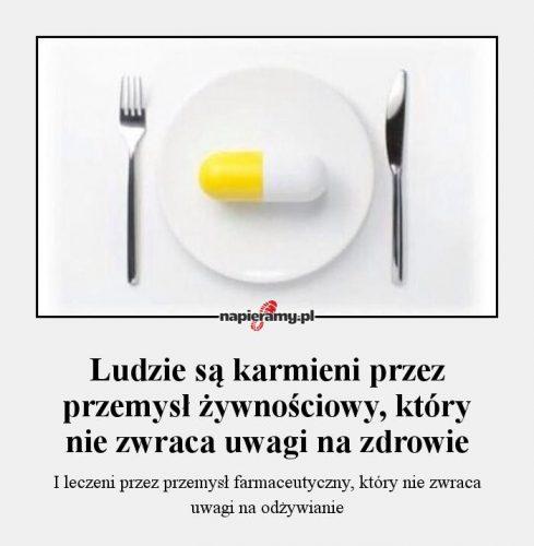 Przemysł żywnościowy i farmaceutyczny