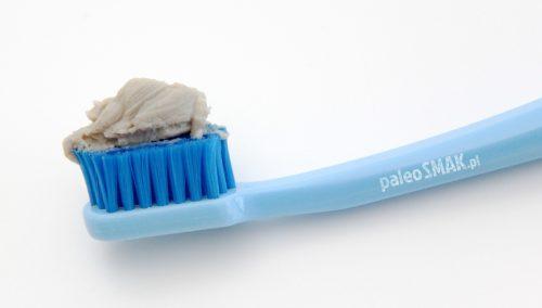 Pasta do zębów z glinką bentonitową