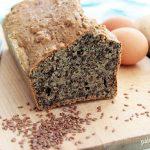 Chleb paleo (z ziemniaków i lnu)
