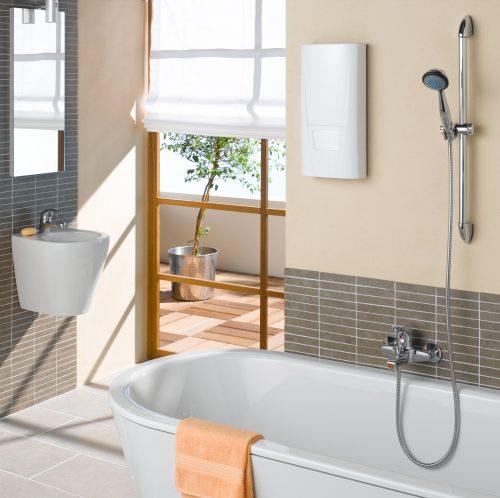 Łazienka, prysznic