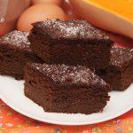 Brownie z dyni (ciasto czekoladowe paleo)
