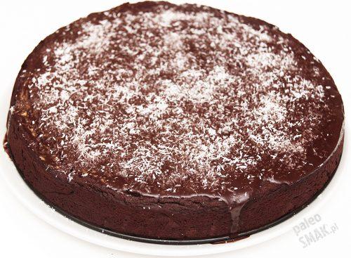 Brownie z dyni - ciasto czekoladowe paleo