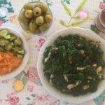 Co jeść, żeby nie podawać insuliny - przykładowy jadłospis cukrzyka – dzień bezbiałkowy
