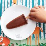 Lody paleo czekoladowe (bez cukru i mleka)