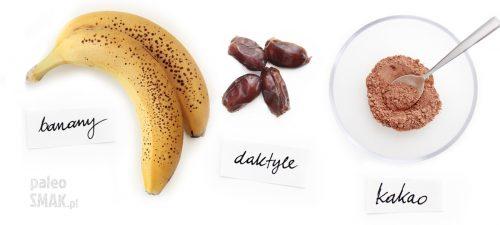 Lody czekoladowe - skład