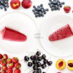 Lody paleo owocowe (bez cukru i mleka)