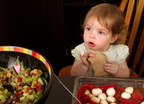Dzieci i jedzenie