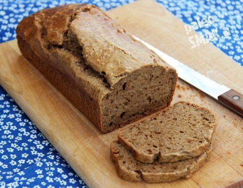 Chleb paleo z masła orzechowego (bez mąki)