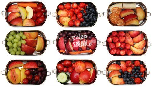 Do szkoły zamiast chleba - owoce