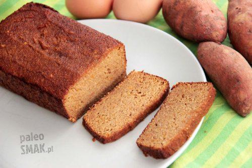 Chleb paleo batatowy