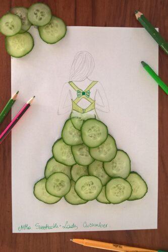 Lady Cucumber