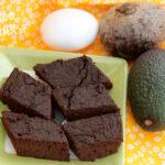 Brownie z buraków i awokado (ciasto czekoladowe paleo)
